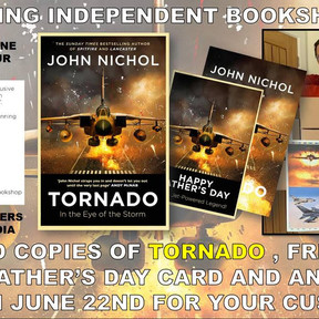 Exclusive Package with John Nichol
