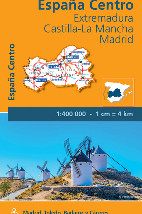 Extremadura Castilla La Mancha Madrid RE