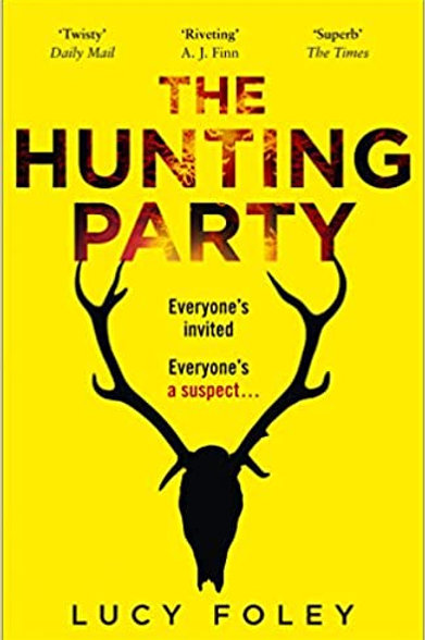 Hunting Party: Get Ready for the Most Gripping New Crime Thriller of 2019