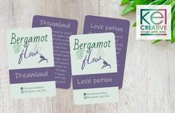 Bergamot & Flow Product Cards