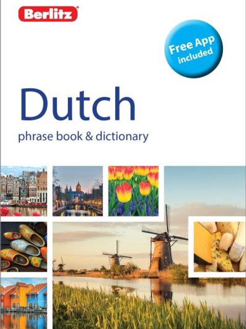 Berlitz Phrase Book & Dictionary Dutch (Bilingual dictionary: (Bilingual diction
