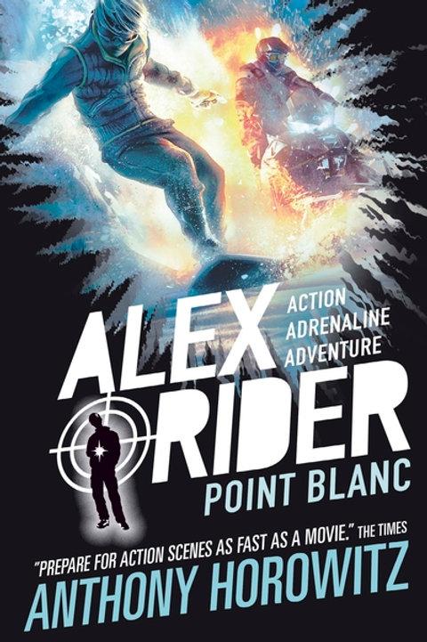 Alex Rider Bk 2 Point Blanc 15th Anniver