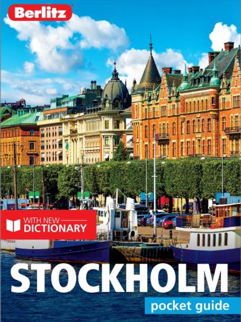 Berlitz Pocket Guide Stockholm (Travel Guide with Dictionary: (Travel Guide with
