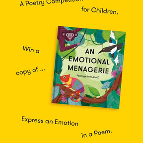 Children's Poetry Competition! Closing date: 31st October 2020