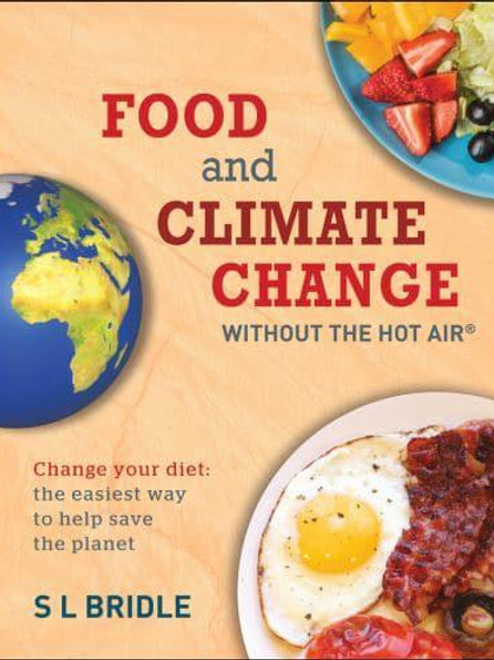 Food and Climate Change without the hot air: Change Your Diet