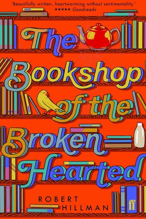 Bookshop Of The Broken-Hearted