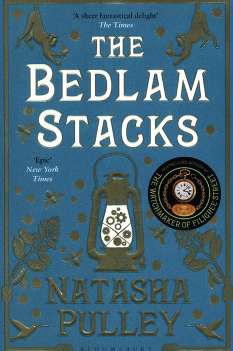 Bedlam Stacks: This Summer's Most Magical and Absorbing Read
