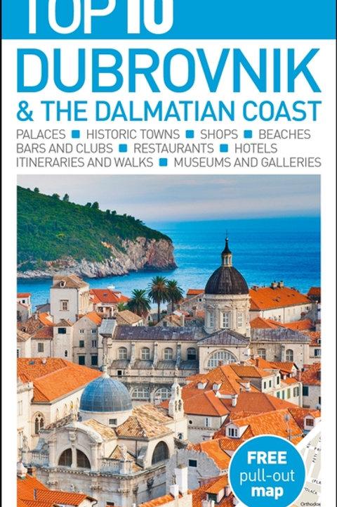 DK Eyewitness Dubrovnik & The Dalmatian