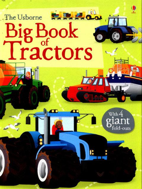 Big Book Of Tractors