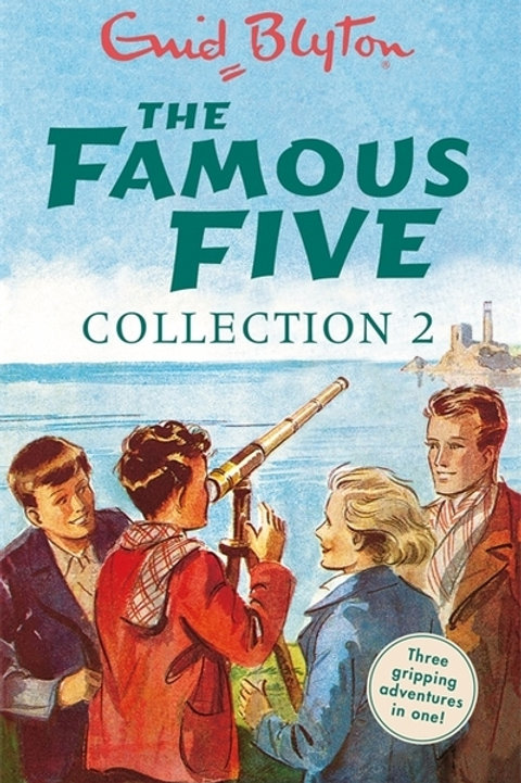 Famous Five Collection 2: Books 4-6