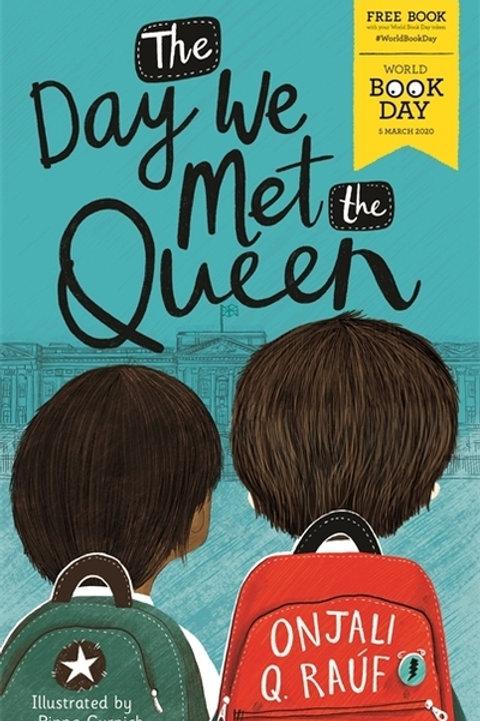 Day We Met The Queen: World Book Day 2020