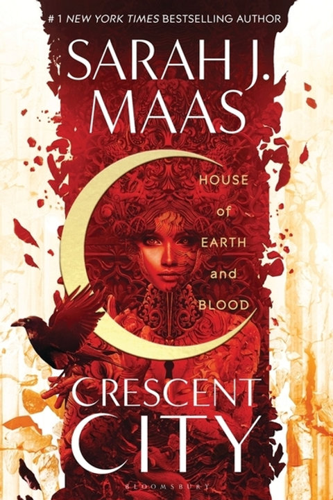 Crescent City House Of Earth & Blood