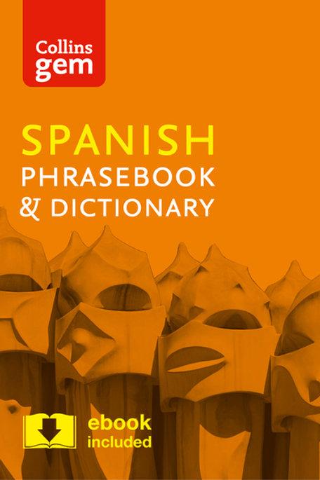 Collins Spanish Phrasebook Dictionary