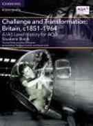 A/AS Lev Hist AQA Challenge & Transforma