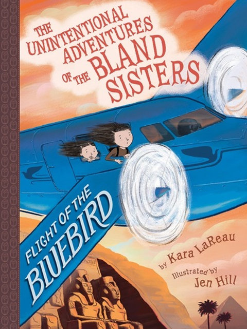 Flight of the Bluebird (The Unintentional Adventures of the