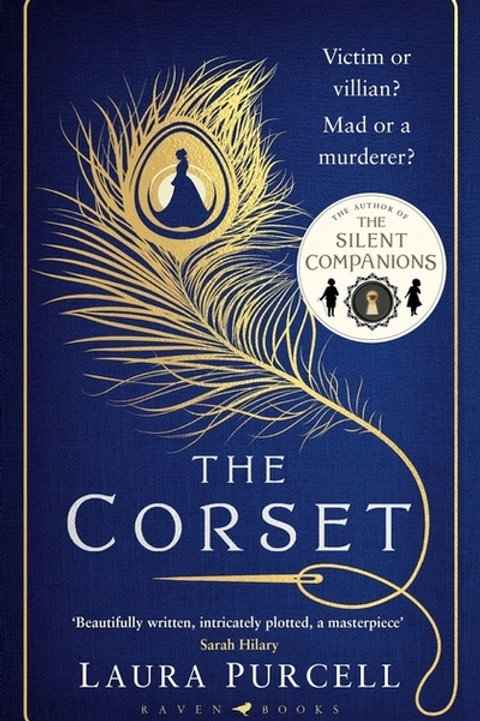 Corset: The captivating new novel from the prize-winning author of The Silent