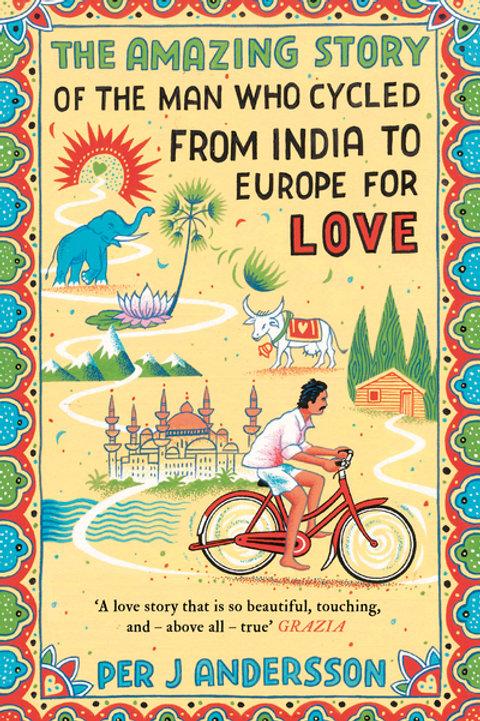 Amazing Story Of Man Cycled India Europe