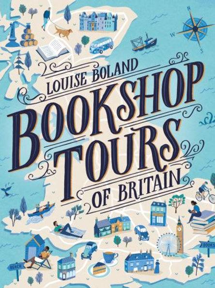 Bookshop Tours of Britain