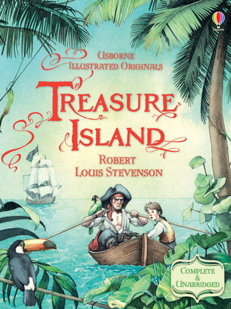 Illustrated Originals Treasure Island