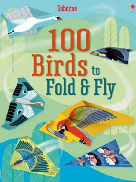 100 Birds To Fold & Fly