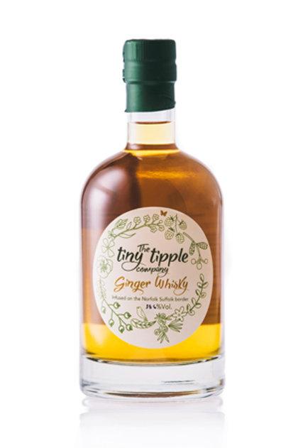 Ginger Whisky Spirit Drink 500ml