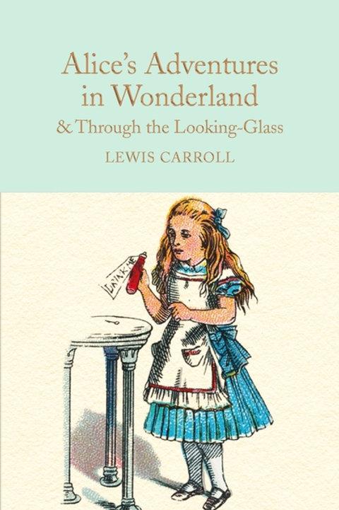 Alices Adventures Wonderland Glass