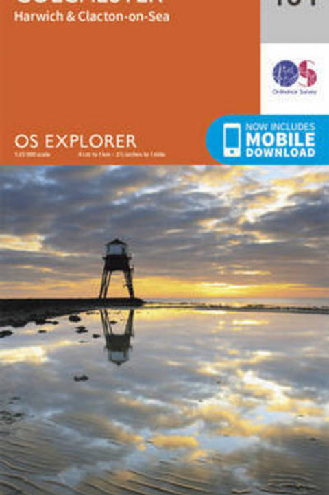 EXP 184 Colchester Harwich Clacton o Sea