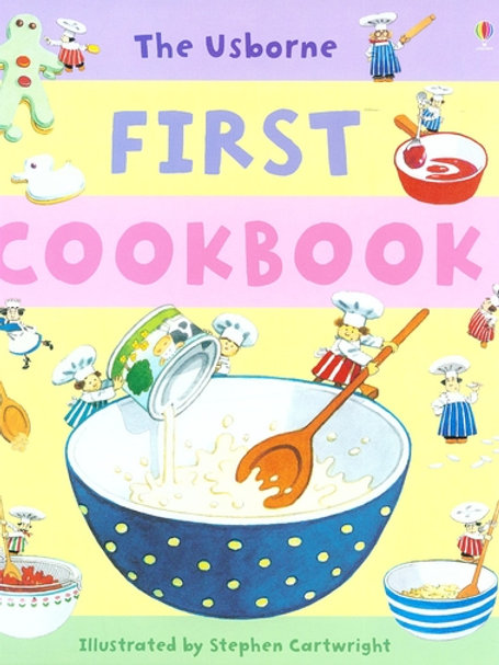 First Cookbook