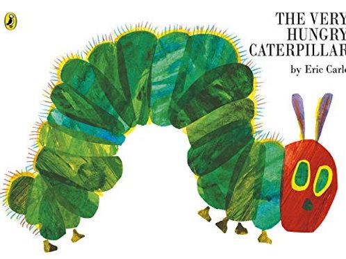 Very Hungry Caterpillar Mini Board Book