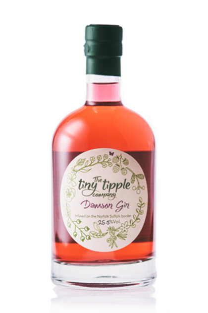 Damson Gin Liqueur 500ml