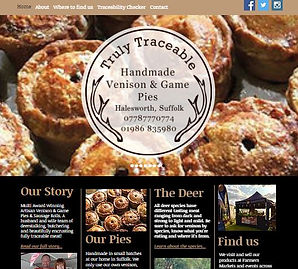 Truly Traceable Website