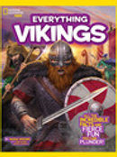 Everything Vikings: All the Incredible Facts and Fierce Fun You Can Plunder