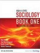 AQA A Level Sociology Bk One Inc AS Leve