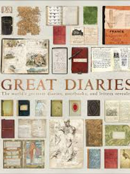 Great Diaries: The world's most remarkable diaries, journals, notebooks, and let