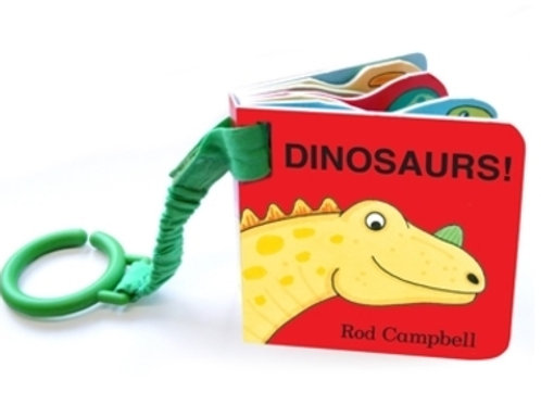 Dinosaurs| Shaped Buggy Book