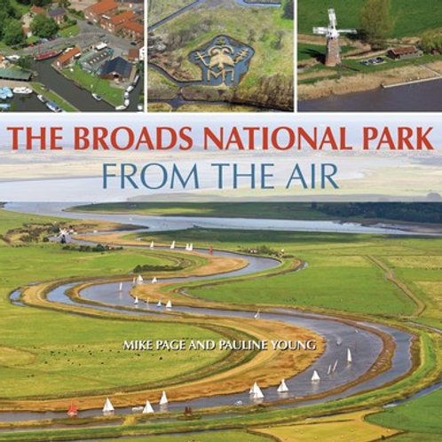 Broads National Park from the Air