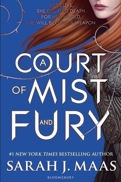 A Court Of Mist & Fury
