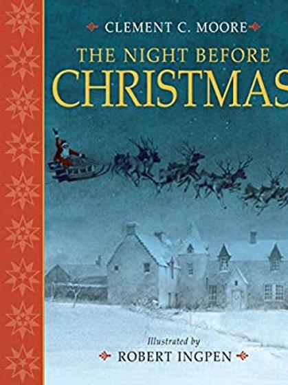 Night Before Christmas: Templar Classics