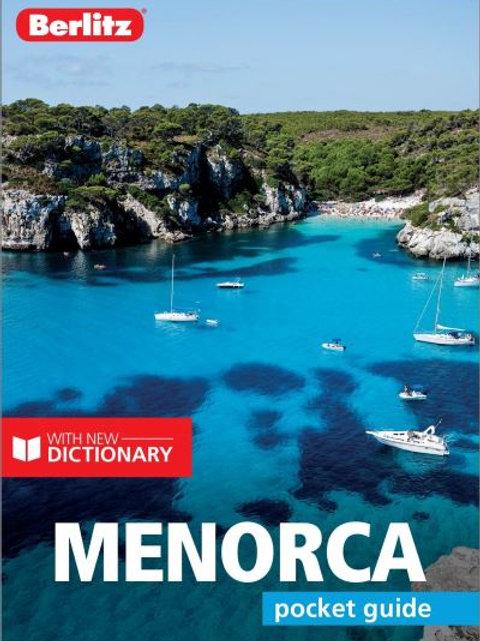 Berlitz Guides Pocket Menorca