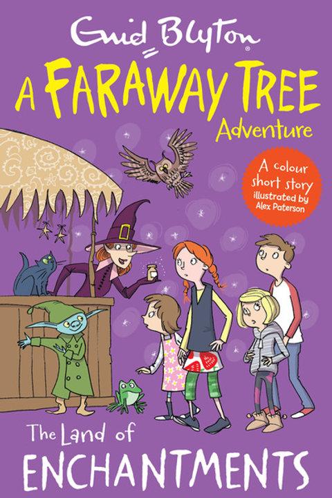 Faraway Tree Reader:Land Of Enchantments
