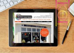 Hetty's Little Copy Shop Website
