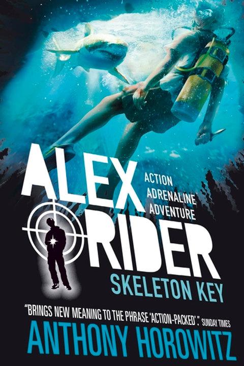 Alex Rider Bk 3 Skeleton Key 15th Annive