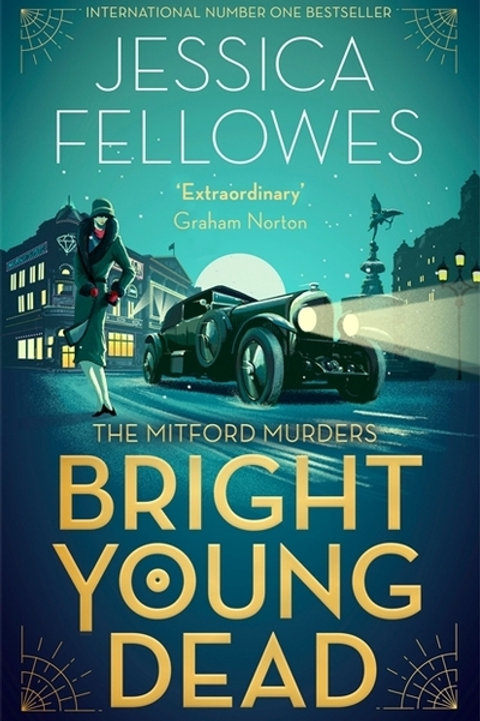 Bright Young Dead: A perfect cocktail of 1920s glamour and mystery