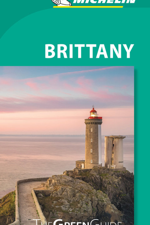 Brittany - Michelin Green Guide: The Green Guide