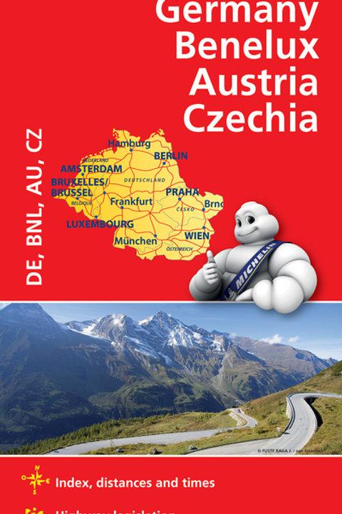 Germany Benelux Austria Czech Republic