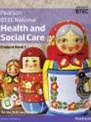 BTEC Nationals Health & Social Care Stud