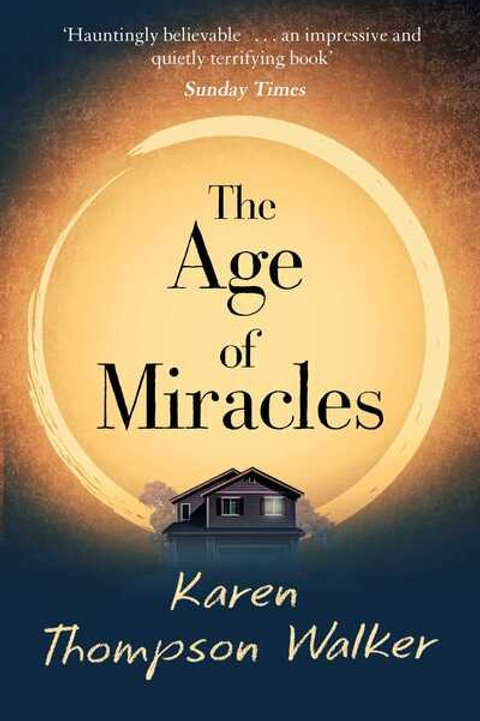 AGE OF MIRACLES             PA
