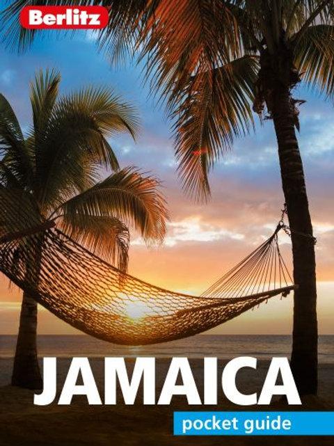 Berlitz Pocket Guide Jamaica (Travel Guide with Dictionary)