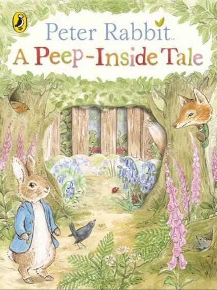Peter Rabbit A Peep-Inside Tale