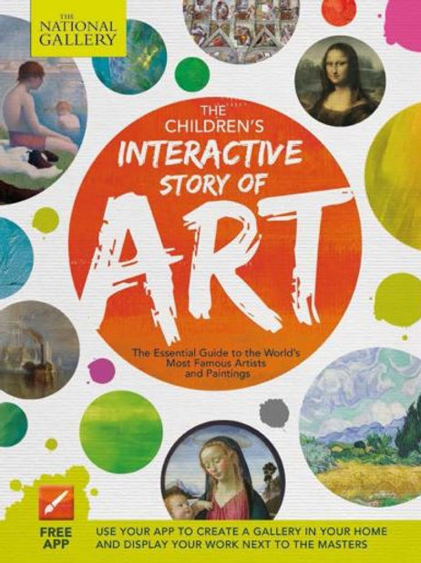 Childrens Interactive Story Of Art